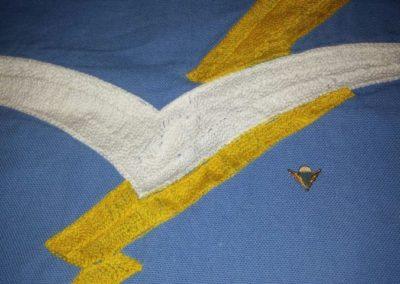Spillina da giacca ANPDI