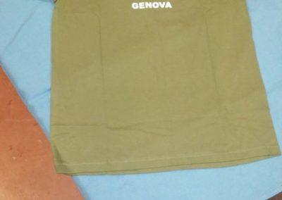 Maglietta paracadutisti Genova ( retro )