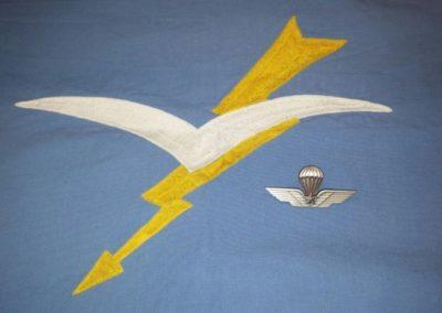 Brevetto metallico militare