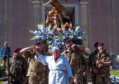 Paracadutisti Genova - San Michele 1 - Celle Ligure 07-05-17