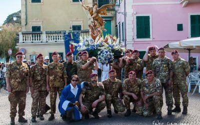 Celle Ligure 7 Maggio – Processione con San Michele Arcangelo