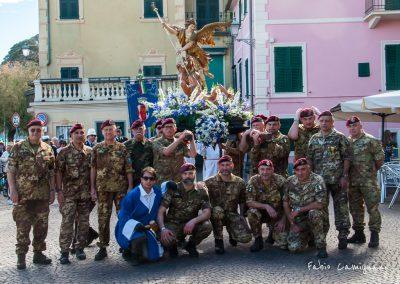 Paracadutisti Genova - San Michele 2 - Celle Ligure 07-05-17