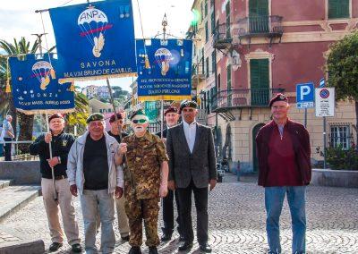Paracadutisti Genova - San Michele 3 - Celle Ligure 07-05-17