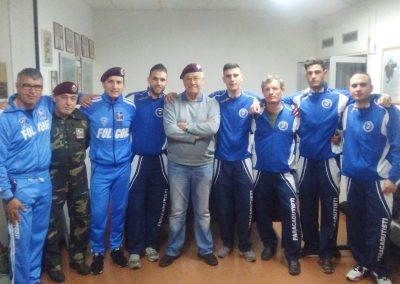paracadutisti genova anpdi 110 Corso 1