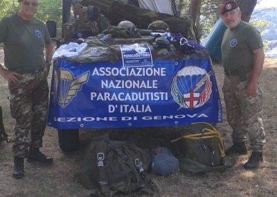 paracadutisti anpdi genova vetta di pegli 2