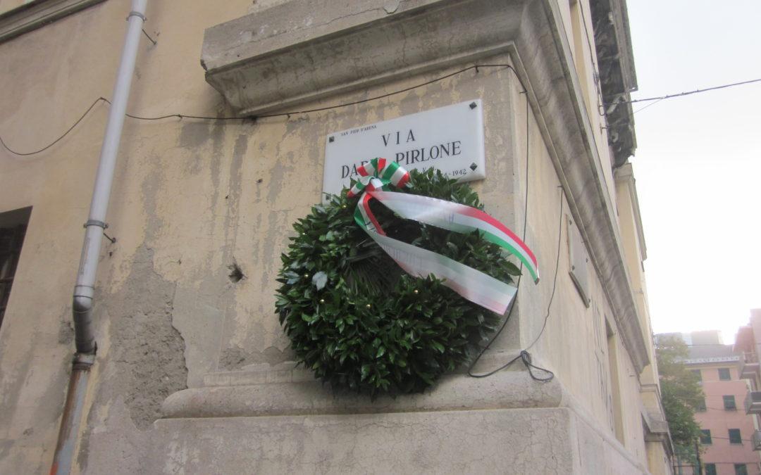 Commemorazione Dario Pirlone Messa e pranzo associativo