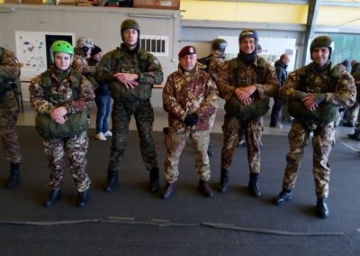 paracadutisti genova anpdi 112 Corso 11