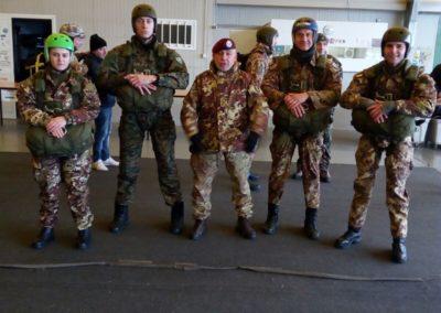 paracadutisti genova anpdi 112 Corso 12