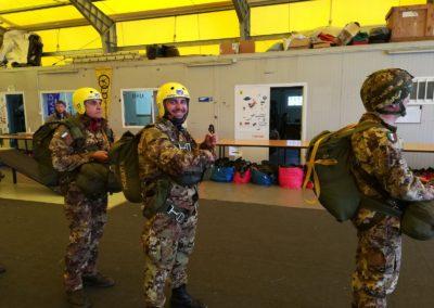6 anpdi paracadutistigenova addestramento reggio emilia 15 aprile 2018
