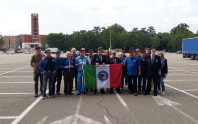 Festa dello sport Expo Genova e adunata prima zona Asti