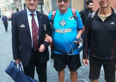 anpdi genova paracadutisti partenza Alessandro Belliere 5