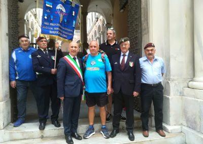 anpdi genova paracadutisti partenza Alessandro Belliere 6