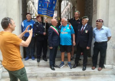 anpdi genova paracadutisti partenza Alessandro Belliere 7