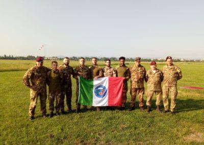 paracadutisti genova anpdi 113 Corso 1