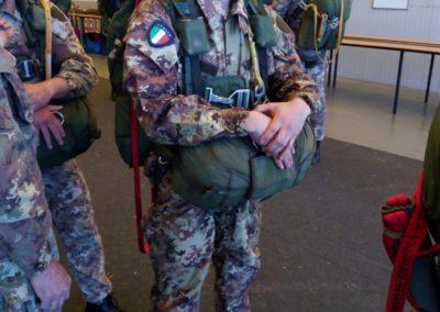 paracadutisti genova anpdi 113 Corso 3