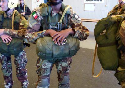 paracadutisti genova anpdi 113 Corso 6