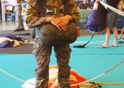 05 anpdi paracadutistigenova lanci addestramento Reggio Emilia 22-07-18