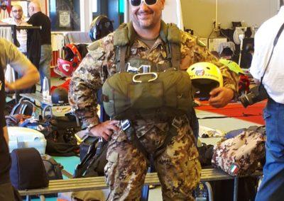07 anpdi paracadutistigenova lanci addestramento Reggio Emilia 22-07-18