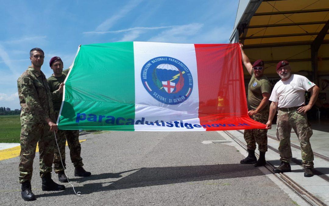 Lanci di addestramento Reggio Emilia 22 Luglio 2018