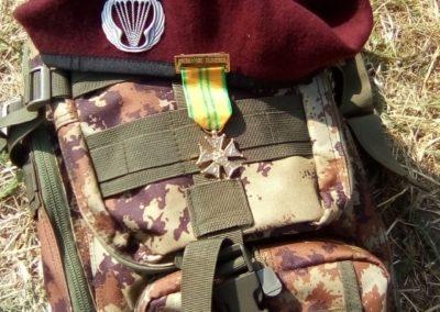 5 anpdi paracadutistigenova marcia di Nimega 2018