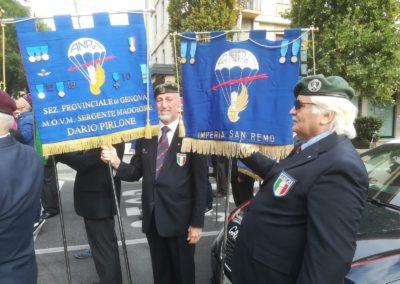 02 anpdi paracadutistigenova Raduno del Centenario Vittorio Veneto