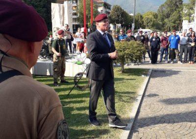 06 anpdi paracadutistigenova Raduno del Centenario Vittorio Veneto