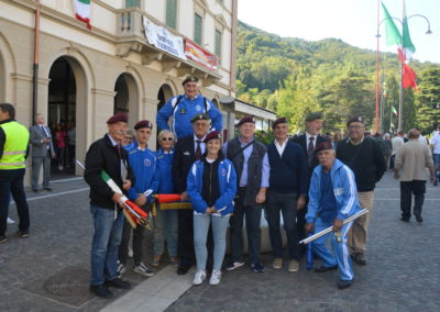 08 anpdi paracadutistigenova Raduno del Centenario Vittorio Veneto