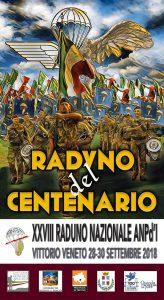 Raduno del Centenario a Vittorio Veneto