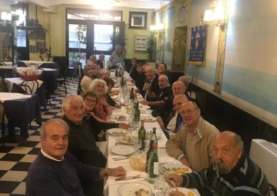 06 anpdi genova paracadutistigenova messa e pranzo sociale 2018