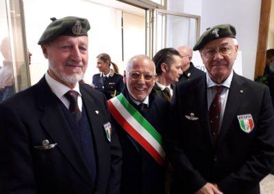 01 anpdi genova paracadutistigenova Festa Polizia Reparto Mobile 2018