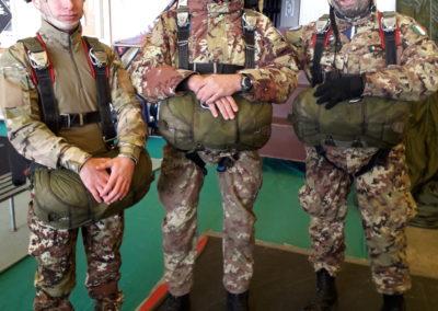 02 paracadutisti anpdi genova brevetto 114esimo corso Reggio 02-12-18