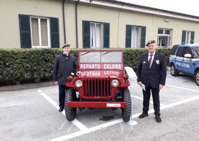 03 anpdi genova paracadutistigenova Festa Polizia Reparto Mobile 2018