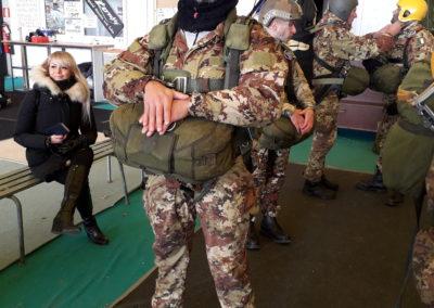 03 paracadutisti anpdi genova brevetto 114esimo corso Reggio 02-12-18