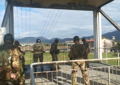 05 anpdi genova paracadutistigenova Caserma Gamerra 2018