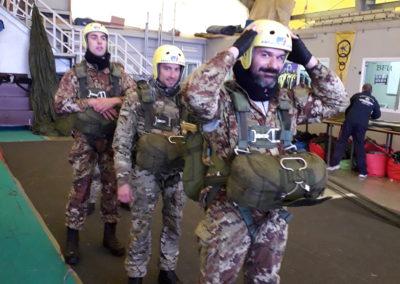 09 paracadutisti anpdi genova brevetto 114esimo corso Reggio 02-12-18