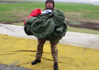 11 paracadutisti anpdi genova brevetto 114esimo corso Reggio 02-12-18