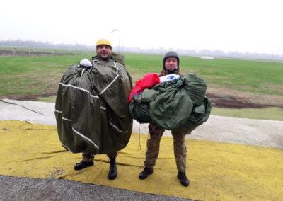 12 paracadutisti anpdi genova brevetto 114esimo corso Reggio 02-12-18