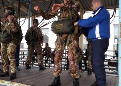 15 anpdi genova paracadutistigenova Caserma Gamerra 2018