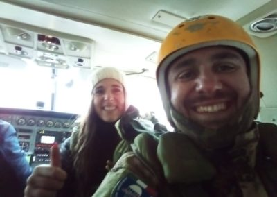 28 paracadutisti anpdi genova brevetto 114esimo corso Reggio 02-12-18
