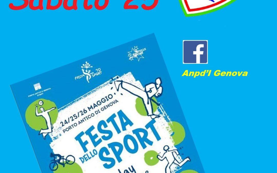 Festa dello Sport 2019